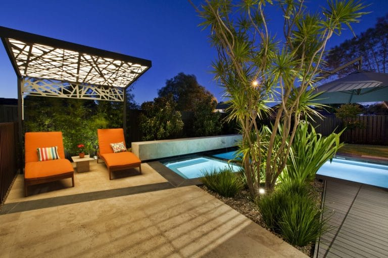 Perth Landscape Pool Spa Pergola